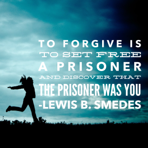 I Forgive Me