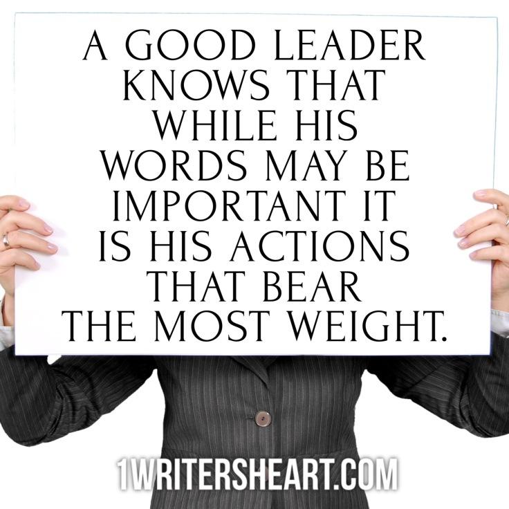A Good Leader